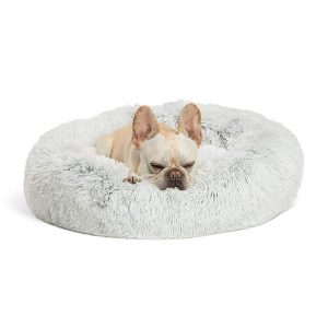 Furrr-Soft Donut Bed
